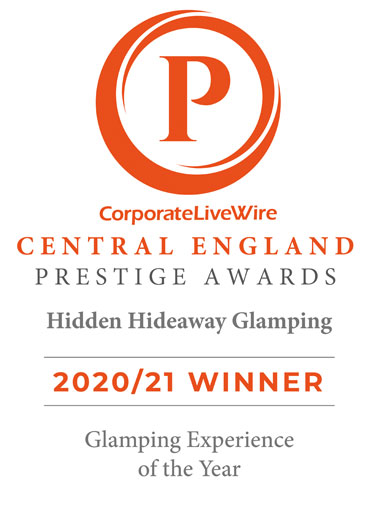 Glamping Award Leicester